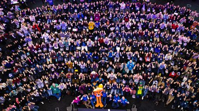MozFest Audience Photo 2019