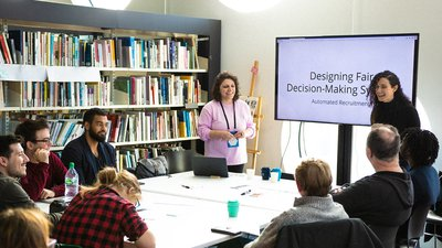 Designing Fair Decision-Making Systems MozFest Session