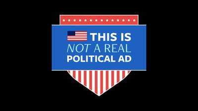 Not a Real Political Ad