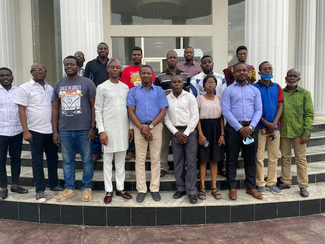 Training on Network Design, Management and Monitoring