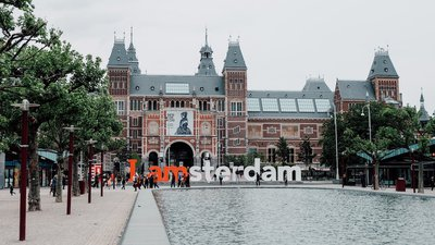 Amsterdam | The Power of A City | Photo courtesy of Jennier Amida