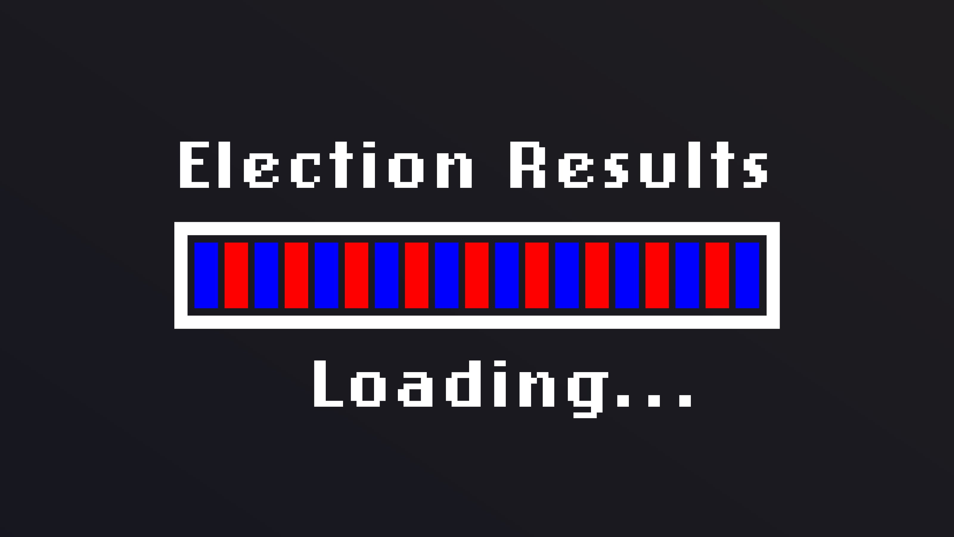 Election Results Loading