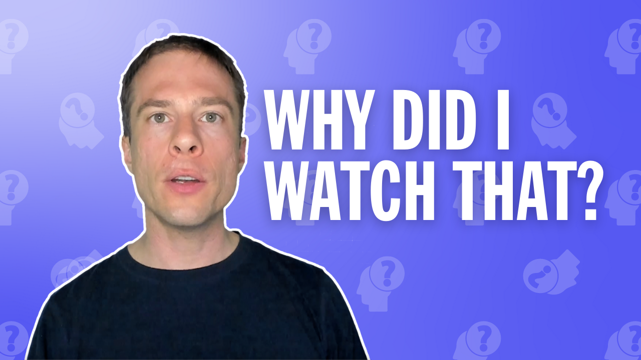 Mozilla Explains: Why Did I Watch That?