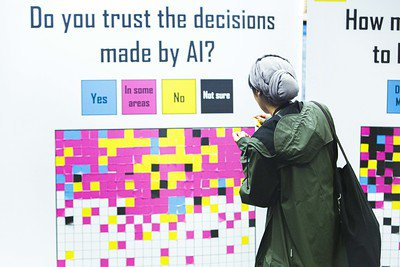 Data Stewardship | Do You Trust Decisions Made By AI at MozFest