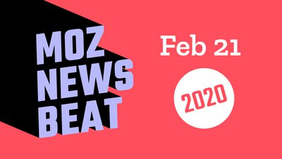 Moz News Beat