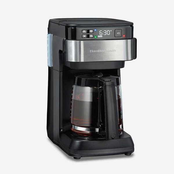 lien vers Hamilton Beach Smart Coffee Maker