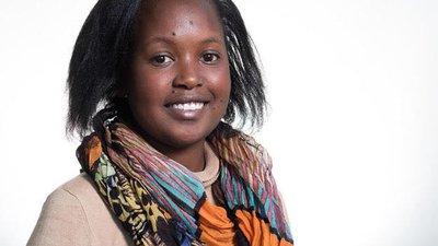 Hildah Nyakwaka MozFest Facilitator