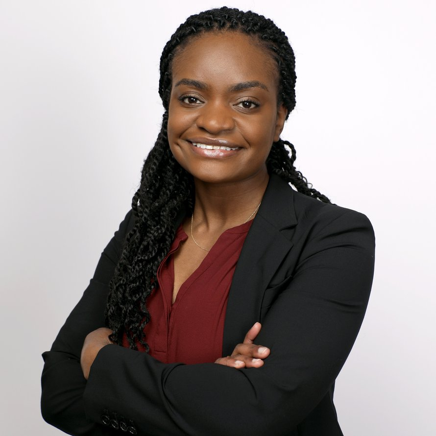 Photograph of Ifeoma Ozoma