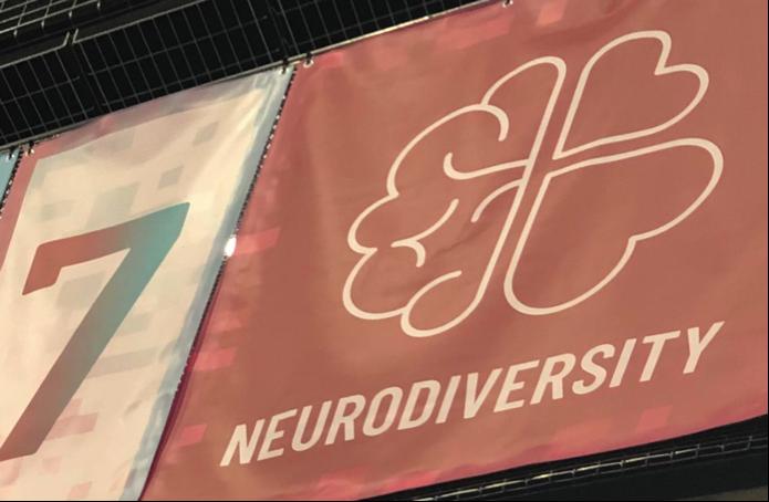 Neurodiversity signage