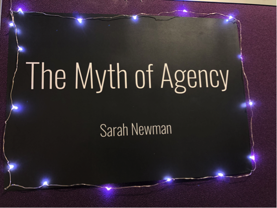 The myth of Agency