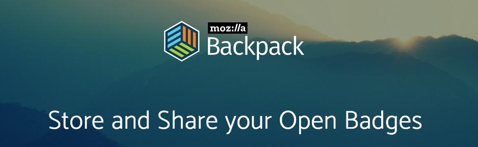 Mozilla Backpack image