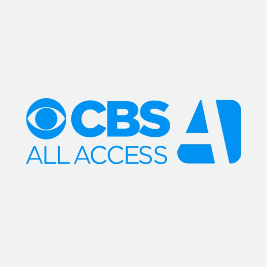 CBS all-access Logo