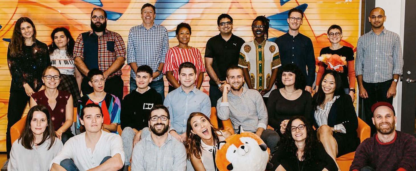 Group Photo of Fellows