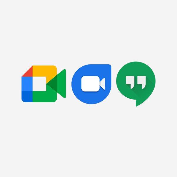 Google Duo/Google Hangouts/Google Meet