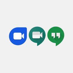 Duo | Hangouts | Meet