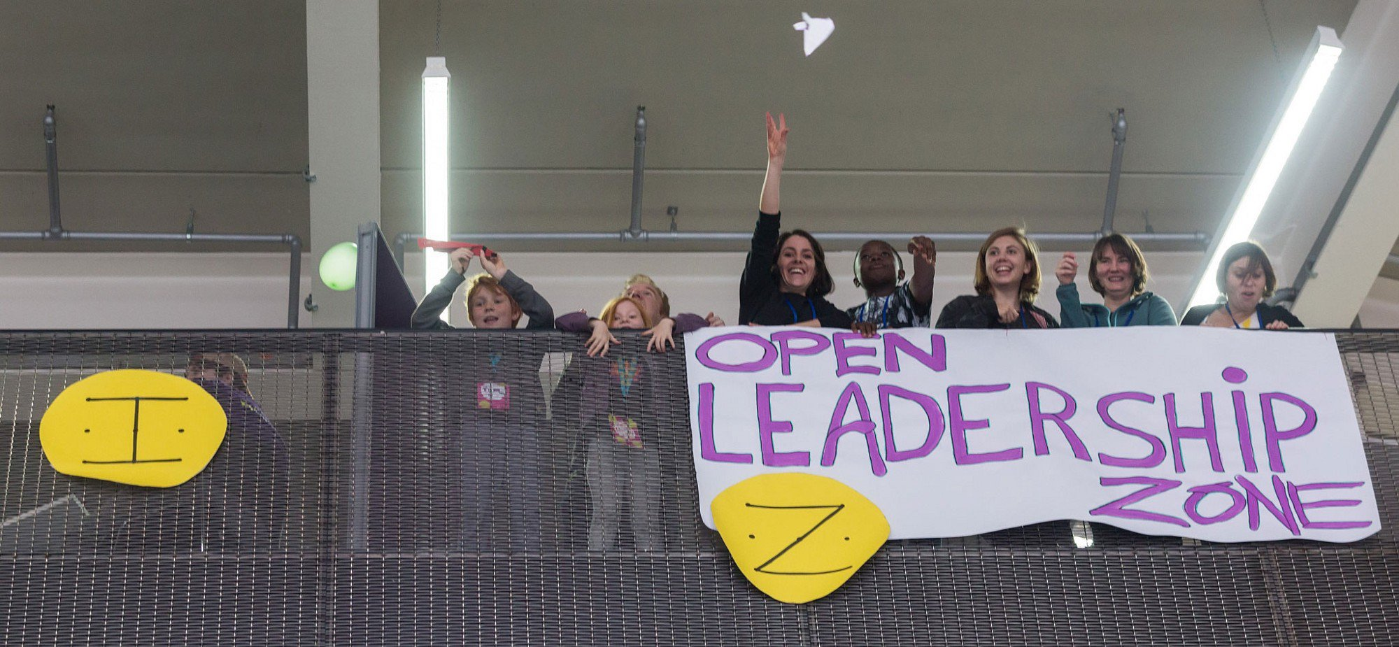 open leadership zone