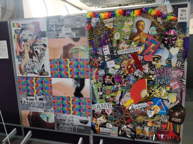 Neurodiversity collage